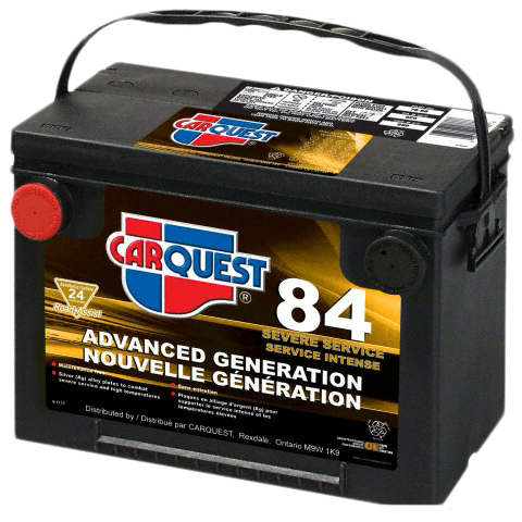 Batterie Carquest